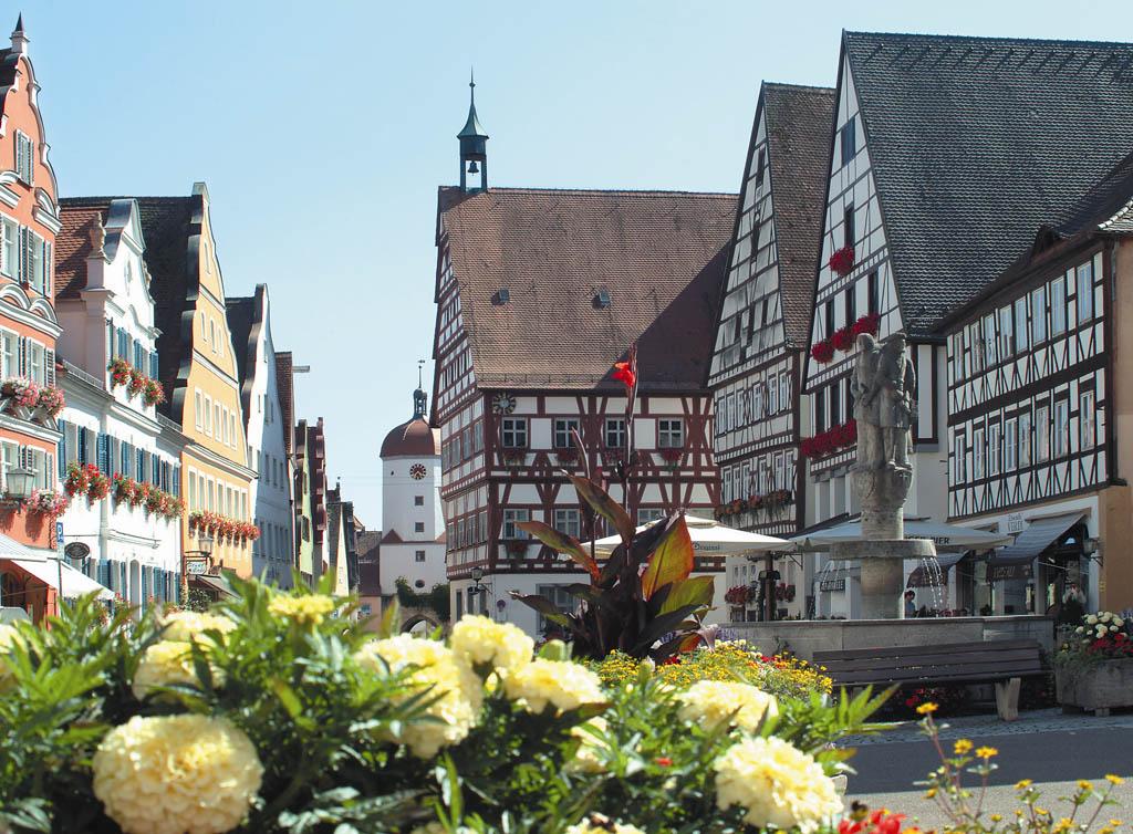 Oettingen In Bayern