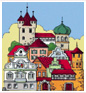 Swabian towns in Bavaria